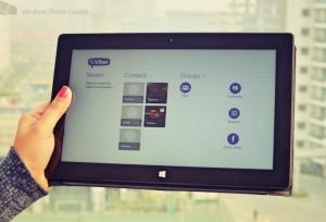 Viber для Windows 8