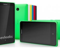 Android-смартфон Nokia Normandy: характеристики