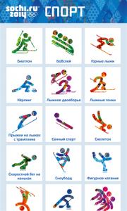 Официальное Windows Phone приложение Олимпиады 2014