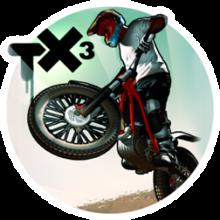 Trial Xtreme 3— бесплатные мотогонки наWindows Phone8