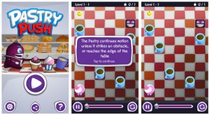 Pastry Push для Windows Phone 8