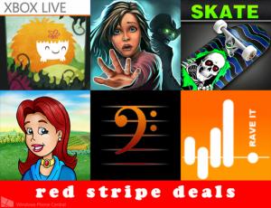 Скидки Red Stripe Deals