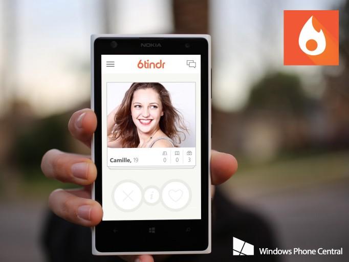 Tinder Для Lumia