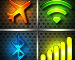 Connectivity Tiles — стильный доступ к системным функциям Windows Phone