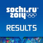 Официальное приложение Результаты Сочи 2014