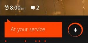 Cortana в Windows Phone 8.1