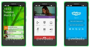 Android на Nokia Normandy