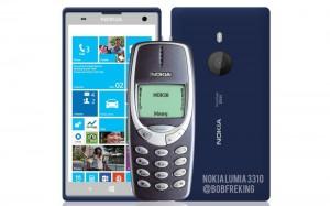 Nokia Lumia 3310 (концепт)