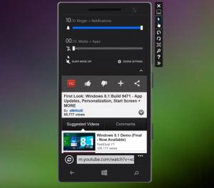 Эмулятор Windows Phone 8.1