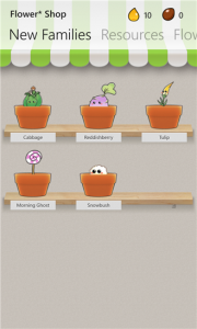 Plant Nanny для Windows Phone
