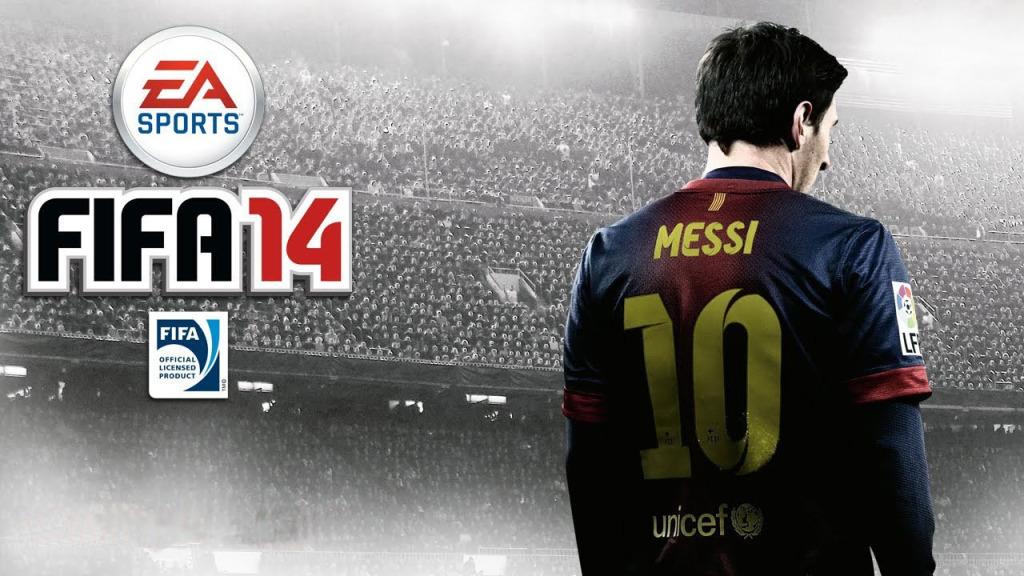 FIFA 14 на Windows Phone 8
