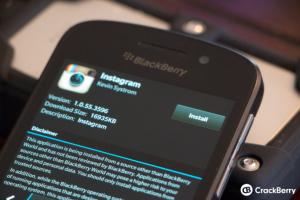 Установка Android-приложений на BlackBerry