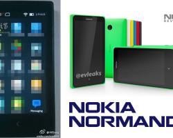 Стала известна цена Nokia Normandy
