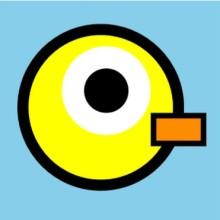 Wavvy Bird - клон Flappy Bird с нестандартным управлением