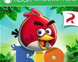 Angry Birds Rio теперь доступна бесплатно