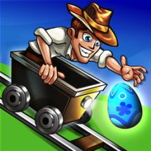 Вышло пасхальное обновление Rail Rush
