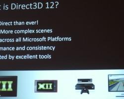 Microsoft анонсировала DirectX 12