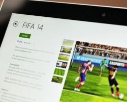 FIFA 14 доступна на Windows 8 бесплатно