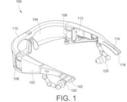 Microsoft готовит 3D-очки с виртуальной реальностью?