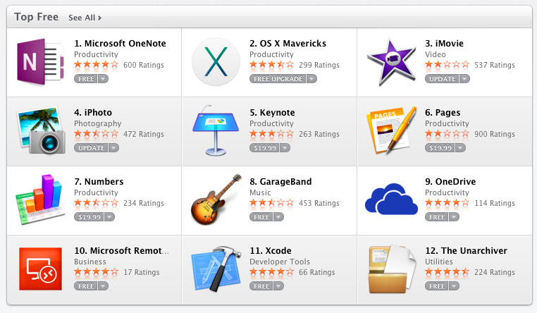 Microsoft-OneNote-Mac-App-Store