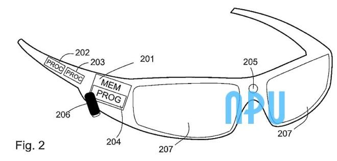 Nokia-Glass