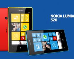 Cyan приходит на Lumia 520!