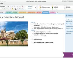 Microsoft выпустила бесплатный OneNote для Windows и Mac