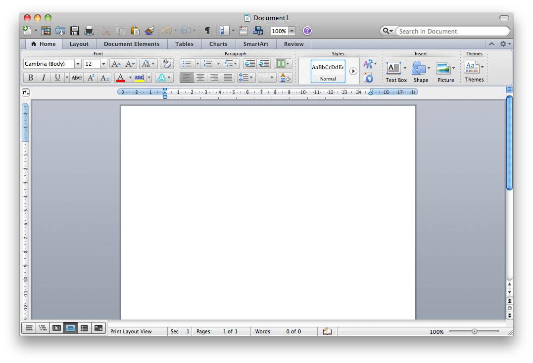Офис 2011 для mac