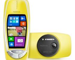 Nokia рассказала о Windows 8-версии Nokia 3310