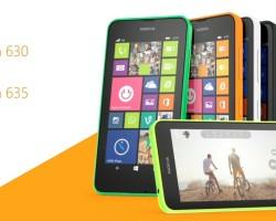 Nokia Lumia 630 и Nokia Lumia 635