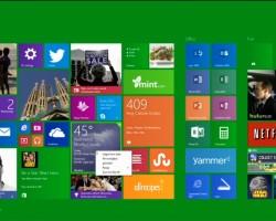 Доступно обновление Windows 8.1