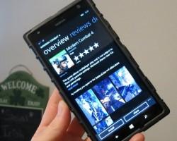 Nokia бесплатно раздаёт игры Gameloft владельцам некоторых моделей смартфонов Lumia
