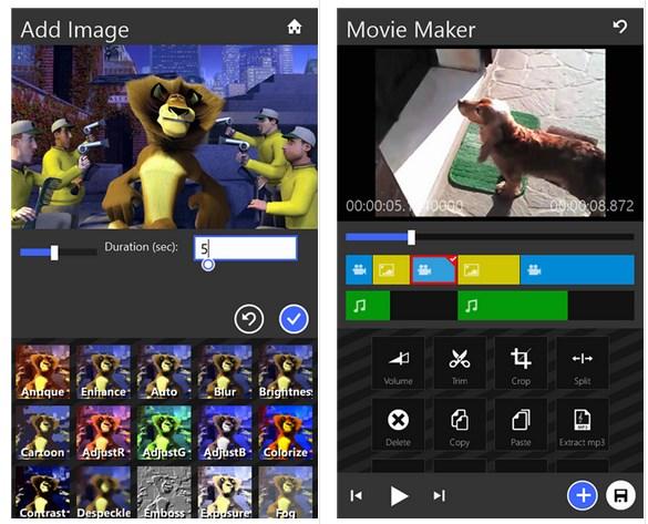 видеоредактор для Windows 8.1 - фото 4