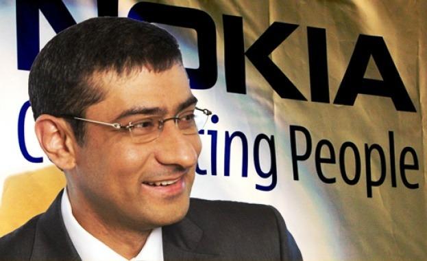 Гендиректор Nokia Раджив Сури