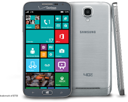 Samsung ATIV SE — новый Windows Phone 8-смартфон оператора Verizon Wireless
