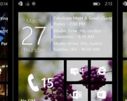 Приложение Simple Calendar обновилось и получило поддержку Windows Phone 8.1