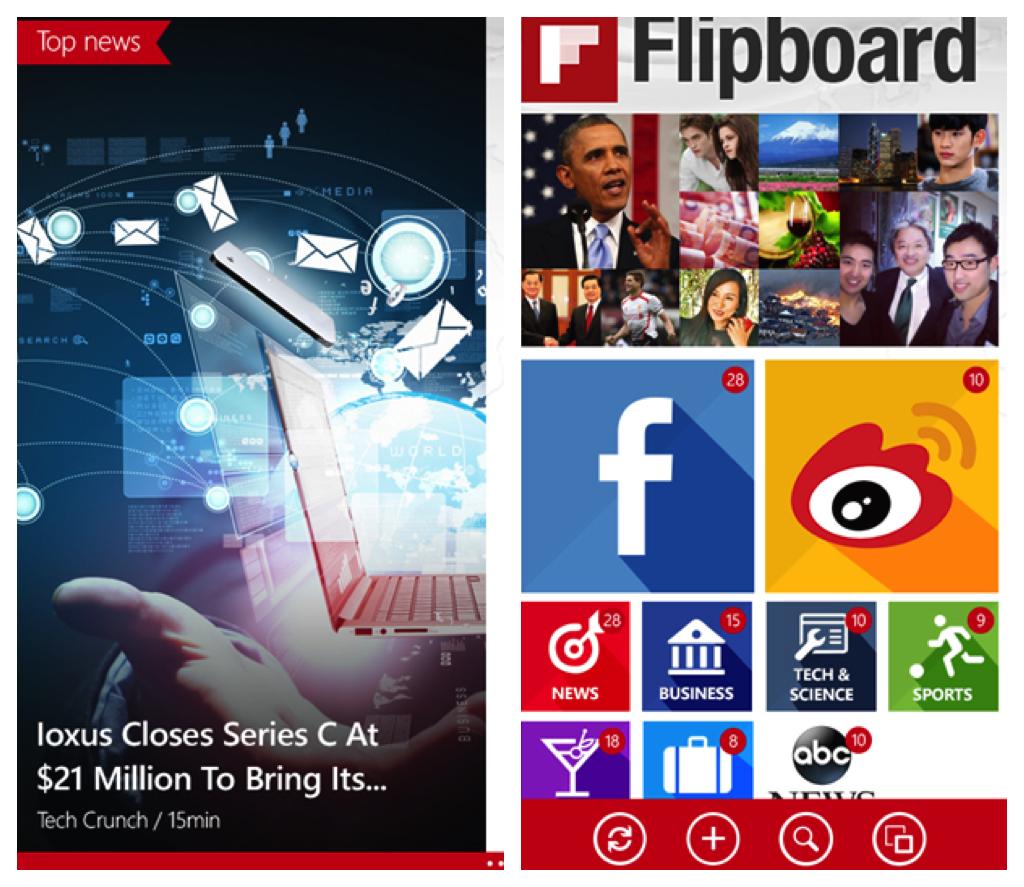 Flipboard Beta