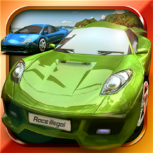 Race Illegal: High Speed 3D— новая бесплатная гоночная игра для Windows Phone