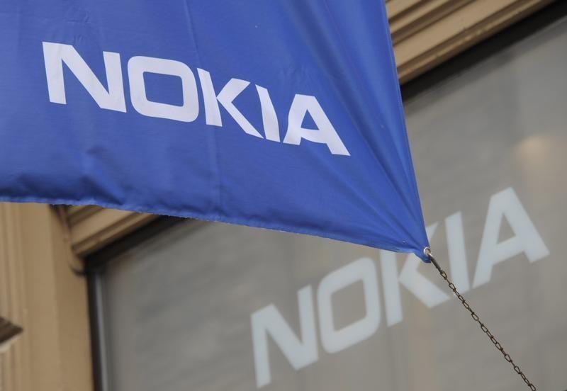 Баннер Nokia