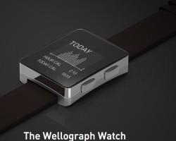 Wellness Watch — «умные часы» с поддержкой Windows Phone