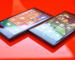 Lumia 930 и Lumia 630 — первые впечатления