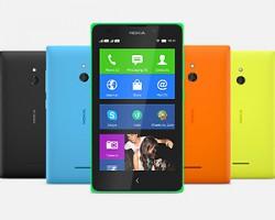 В России стартуют продажи смартфона Nokia XL с поддержкой приложений Android™