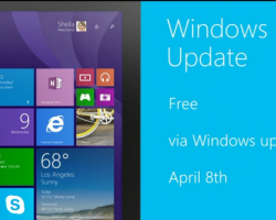 Microsoft «заставляет» пользователей обновить Windows 8.1