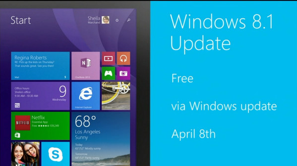 Windows 8.1 Update1