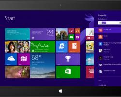 Анонсирована операционная система Windows8.1 with Bing