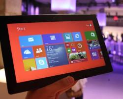 Прямая трансляция Microsoft Surface Event