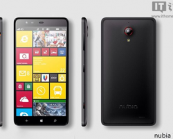 ZTE Nubia W5 с Qualcomm Snapdragon 801 — фейк или нет?