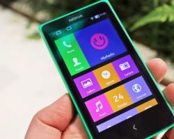 Слухи: вэтом месяце выйдет Nokia X2иновые смартфоны Nokia Lumia