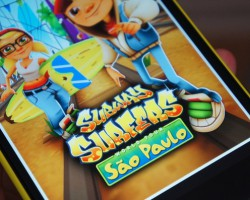 В Subway Surfers новая локация — Бразилия