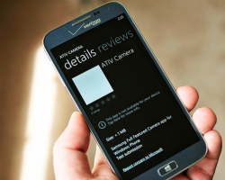 Samsung выпустил новое приложение камеры для смартфонов серии ATIV